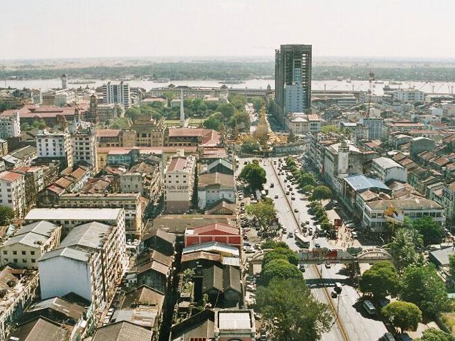 Rangun, Mjanmar (Foto: Wikipedia/Modulo) -