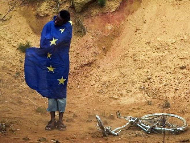 EU i migranti (Foto: Flickr/Rock Cohen) -
