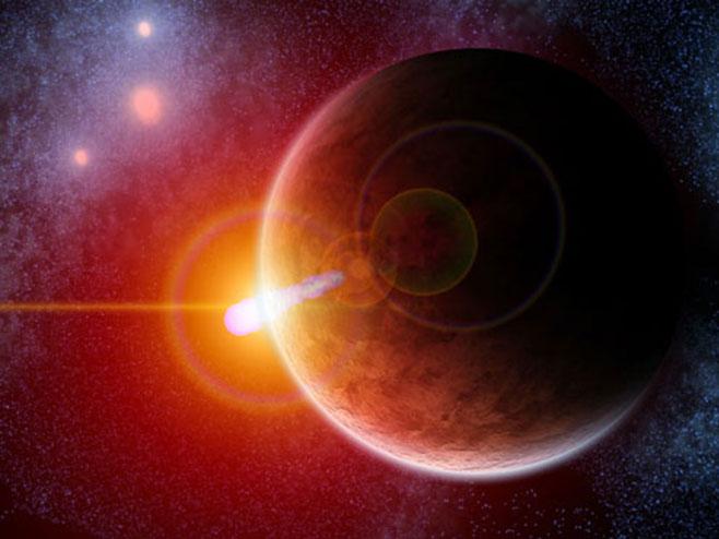 """Misteriozna deveta planeta možda""""pomjera"""" Sunčev sistem (foto:Ilustracija) -"""