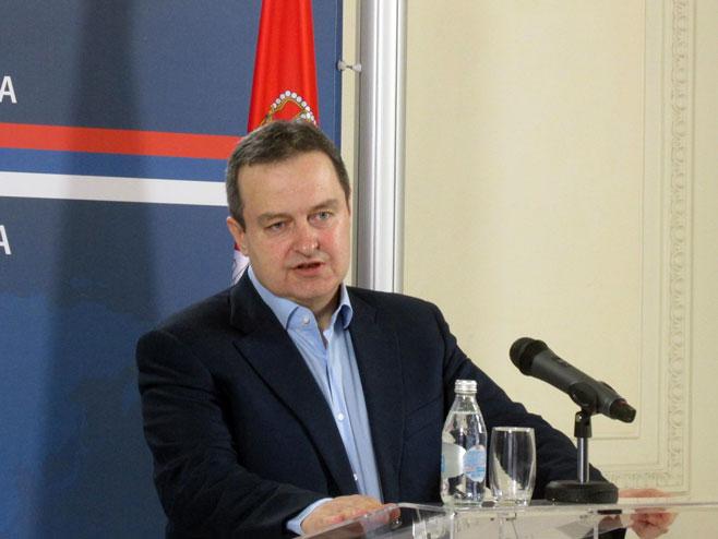 Dačić: Srbija neće priznati KiM zbog ulaska u EU