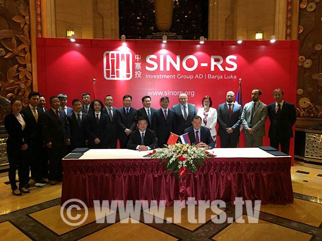 Dodik u Šangaju razgovarao sa direktorima kinskih kompanija - Foto: RTRS