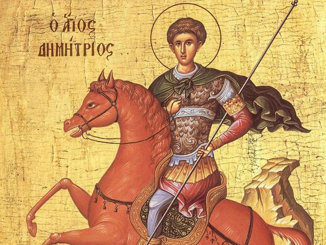 Sveti Dimitrije u narodu zvani Mitrovdan - Foto: ilustracija