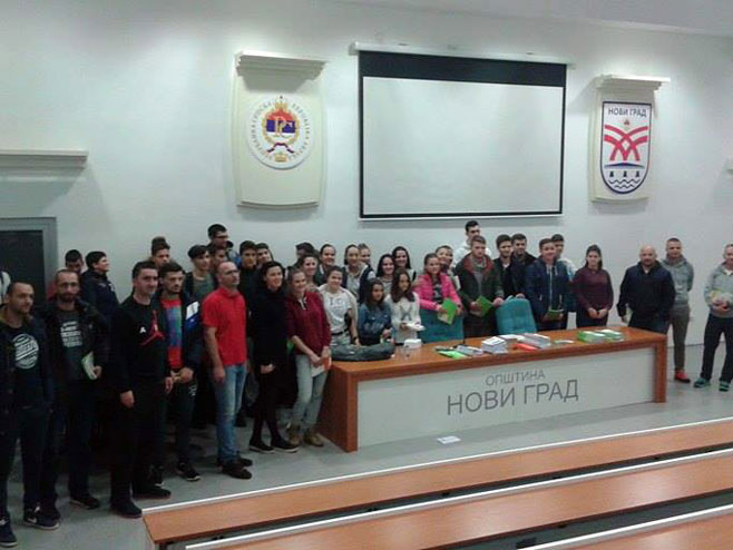 Novi Grad: Predavanje o doping sredstvima - Foto: SRNA