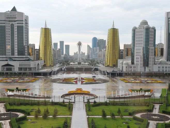 Astana, Kazahstan (Foto:Press-služba prezidenta Ukrainы) -