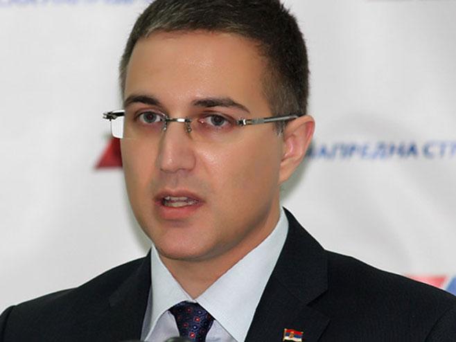 Nebojša Stefanović (Foto:http:nebojsastefanovic.rs) -