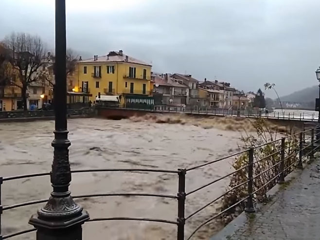 Poplave u Italiji - Foto: Screenshot/YouTube