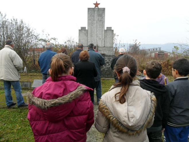 Novi Grad- Parastos za 168 Srba, žrtava ustaškog zločina - Foto: SRNA