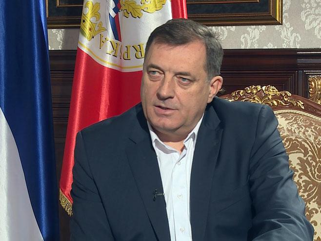 Резултат слика за Dodik: Opremanjem vazduhoplovstva Srbije bezbjednije se osjeća i Republika Srpska