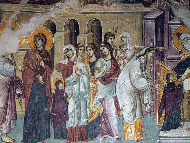 Vavedenje Presvete Bogorodice (foto: Wikipedia) -