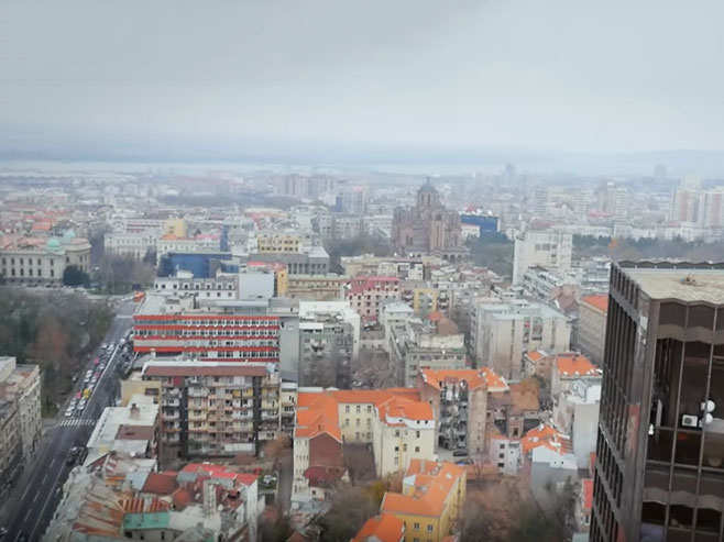 Beograd, Srbija - Foto: Screenshot