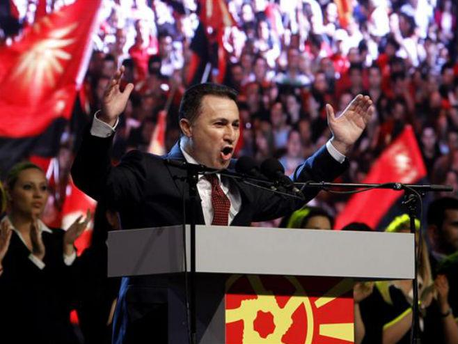 Nikola Gruevski - Foto: AP