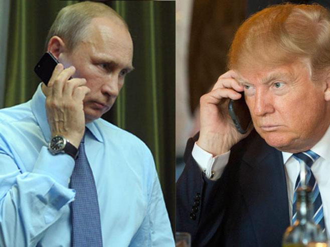 Putin i Tramp (Foto:RIA «Novosti»/AP) -