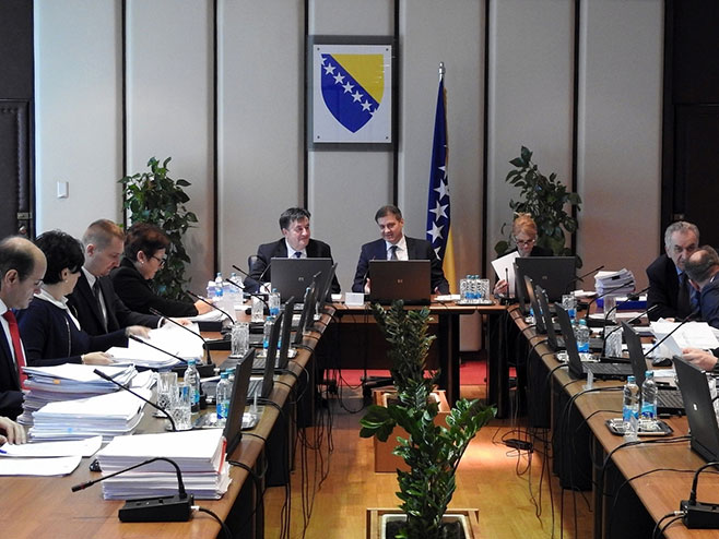 Savjet ministara - sjednica - Foto: SRNA