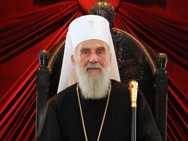 Njegova svetost patrijarh Srpski  (Foto: đakon Dragan S. Tanasijević) -