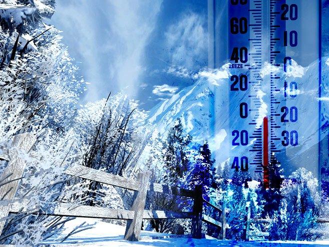 Niske temperature - Foto: ilustracija