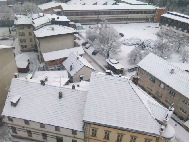 Snijeg - Foto: SRNA
