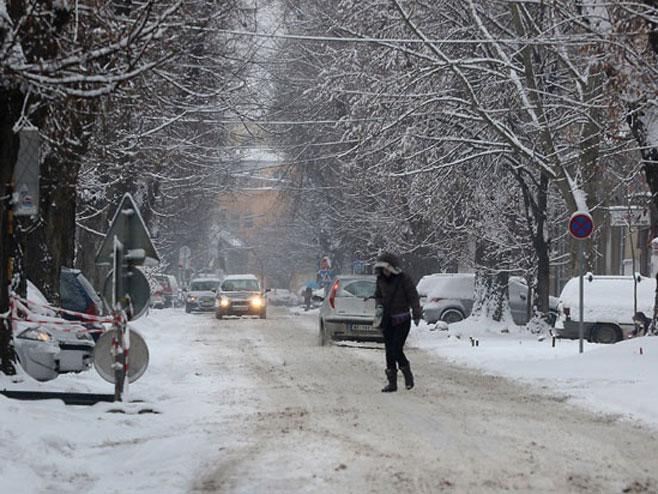 Srbija okovana snijegom - Foto: Novosti.rs