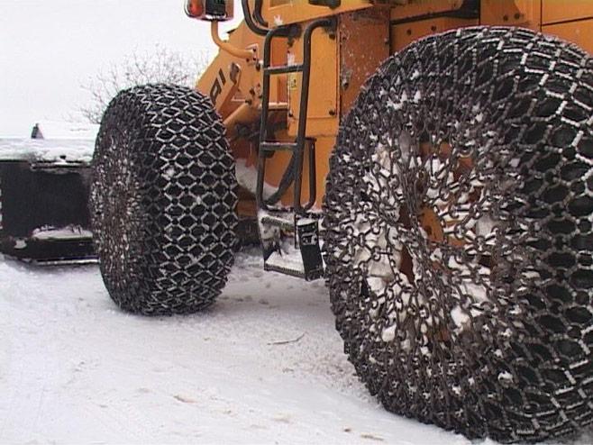 Snijeg/hladnoća - Foto: RTRS