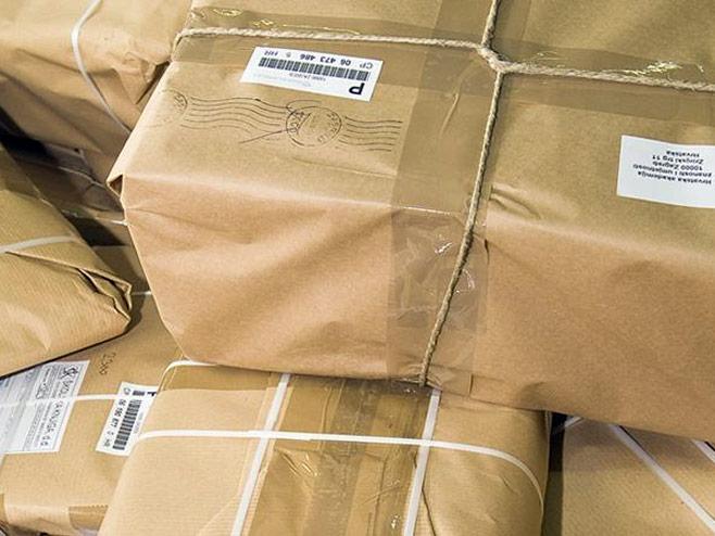 Poštanski paketi (foto: Banjalučanke.com) -