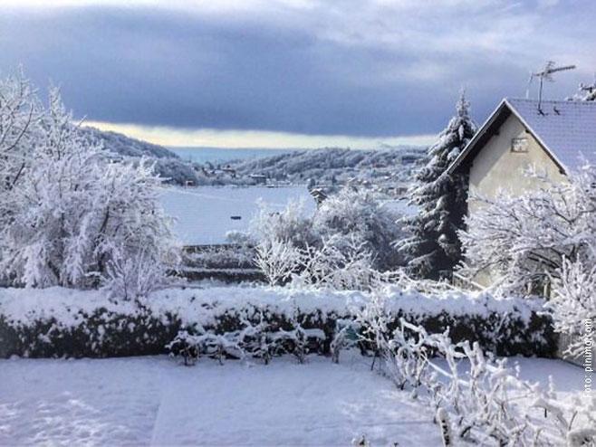 Zima na Aljasci - Foto: RTS