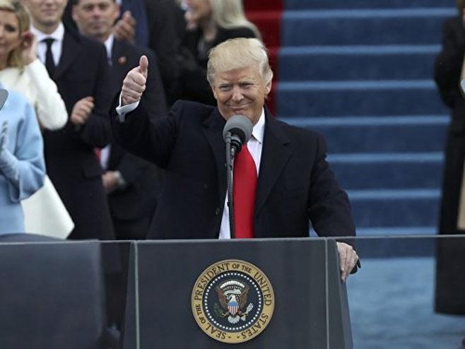 Donald Tramp - Foto: AP