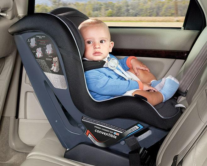 Dijete u autu (foto: www.newkidscenter.com) -