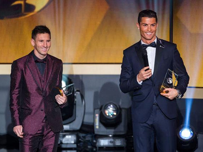 Ronaldo i Mesi - Foto: Getty Images
