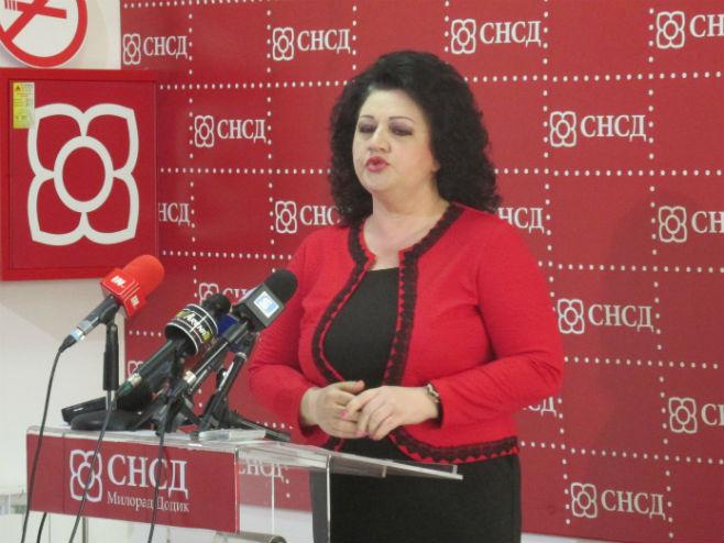 Milica Marković - Foto: SRNA