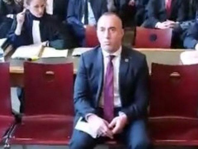 Ramuš Haradinaj - Foto: Screenshot