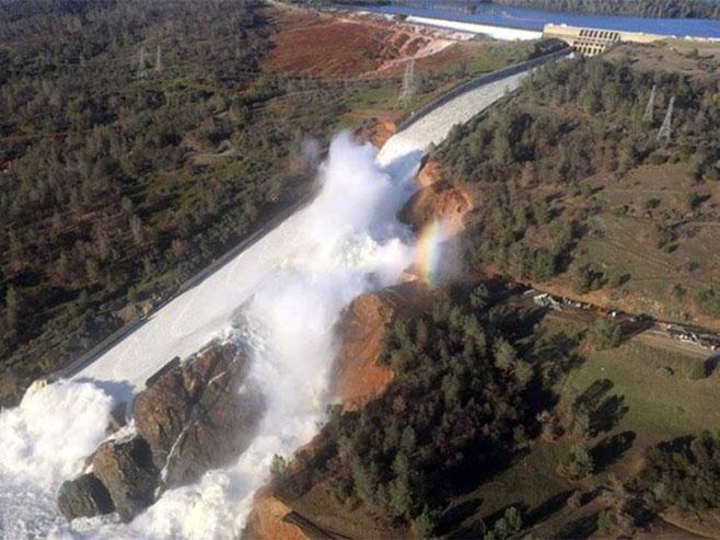 Najveća brana u SAD - Foto: nezavisne novine