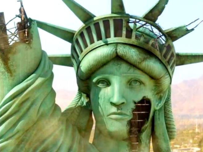 Analitičari predviđaju raspad SAD - Foto: Screenshot