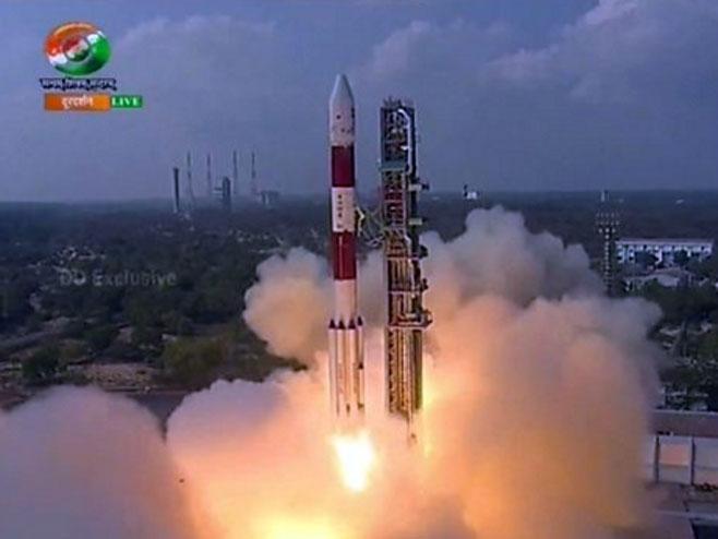 Lansiranje rakete - Foto: BBC