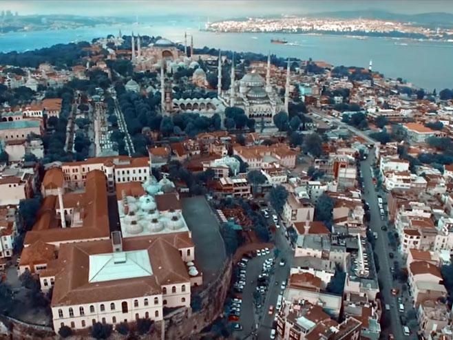 Istanbul (Turska) - Foto: Screenshot/YouTube