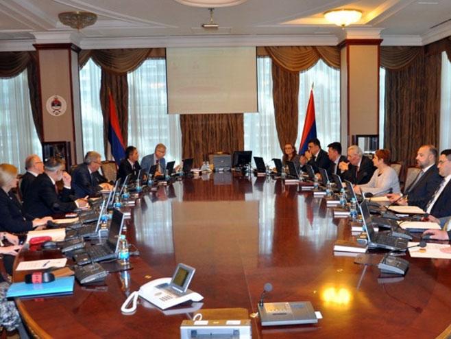 Održana 114. sjednica Vlade Republike Srpske - Foto: RTRS