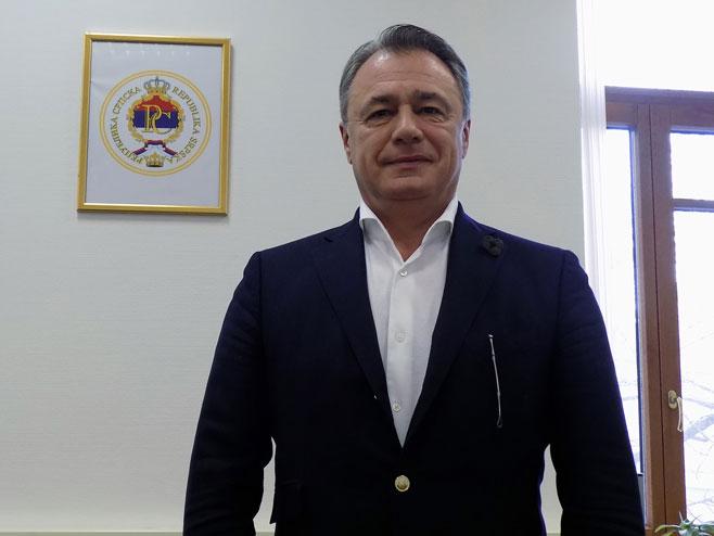 Duško Perović - Foto: SRNA