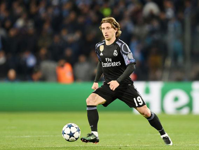 Luka Modrić - Foto: Getty Images