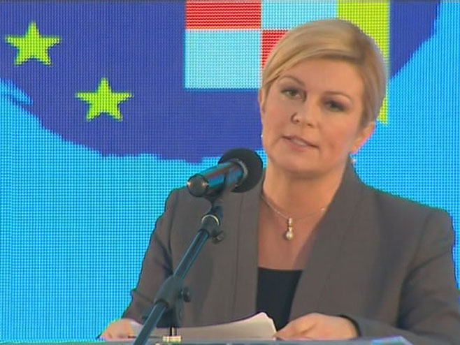 Kolinda Grabar Kitarović - Foto: RTRS