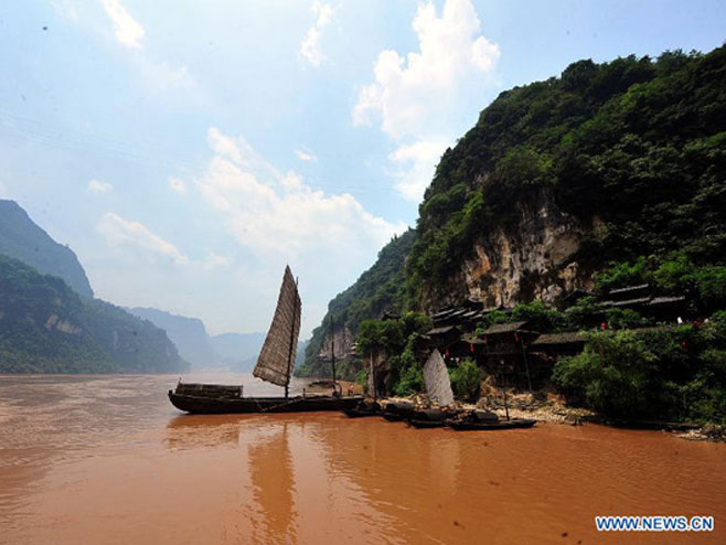 Rijeka Јang (Foto:cri.cn) -