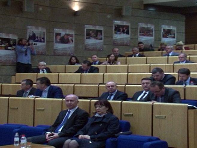 Predstavnički dom Parlamenta FBiH - Foto: RTRS