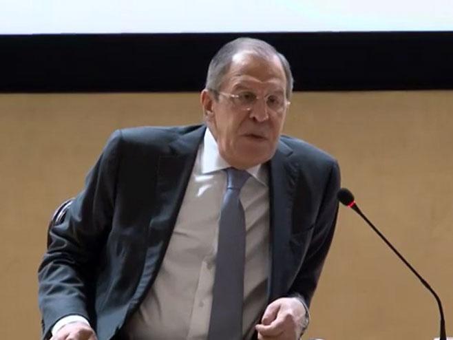 Sergej Lavrov - Foto: RTRS