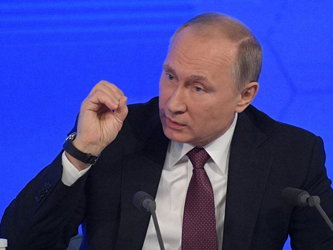 Vladimir Putin (Foto: Sputnik/Grigorij Sisojev) -