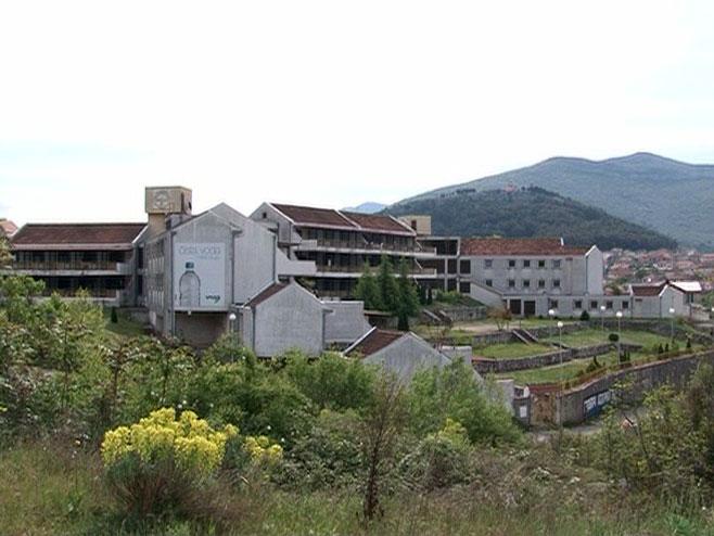 Trebinje - Dom penzionera - Foto: RTRS