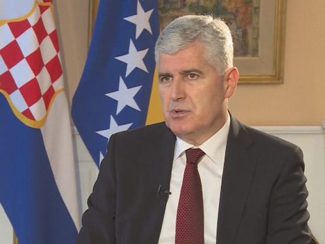 Dragan Čović - Foto: RTRS