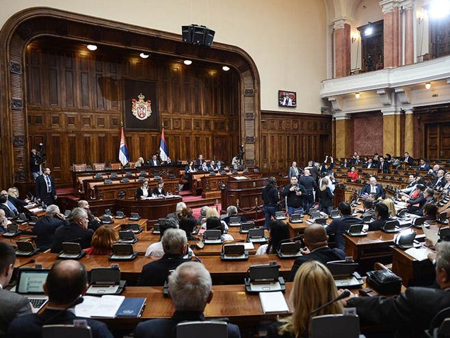 Skupština Srbije (foto: www.mondo.rs) -