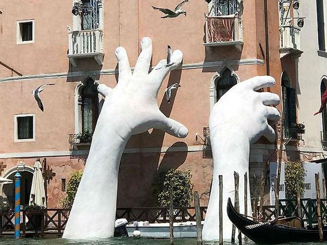 Velike ruke - Foto: RTS