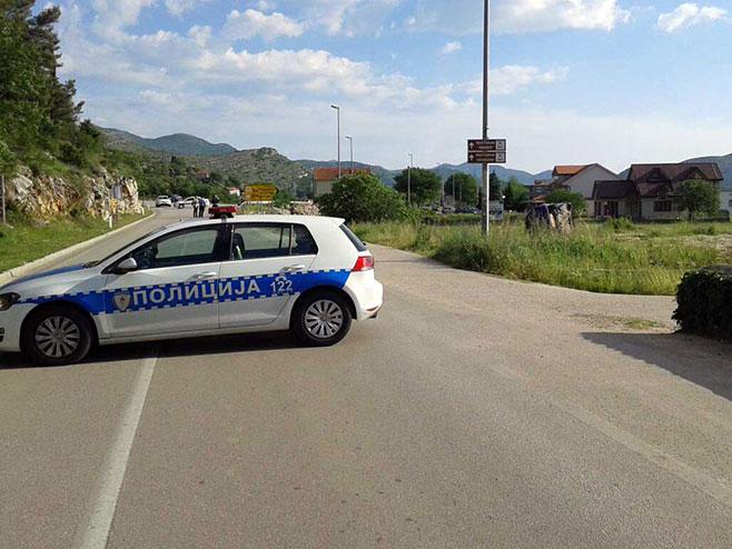 Saobraćaj- obustava - Foto: SRNA
