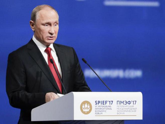Vladimir Putin - Foto: TANЈUG
