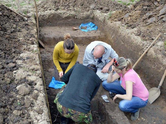 Banjaluka - Muzej Republike Srpske - arheološka istraživanja - Foto: RTRS