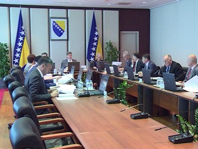 Savjet ministara BiH - Foto: RTRS