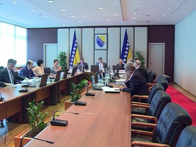 Savjet ministara - Foto: RTRS
